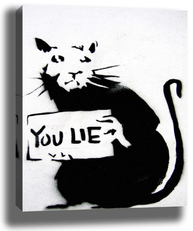 banksy-you_lie