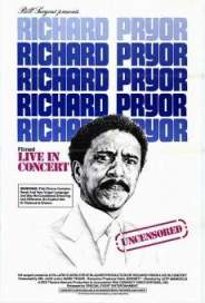 Richard Pryor Live in Concert original movie poster