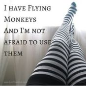 flying monkeys
