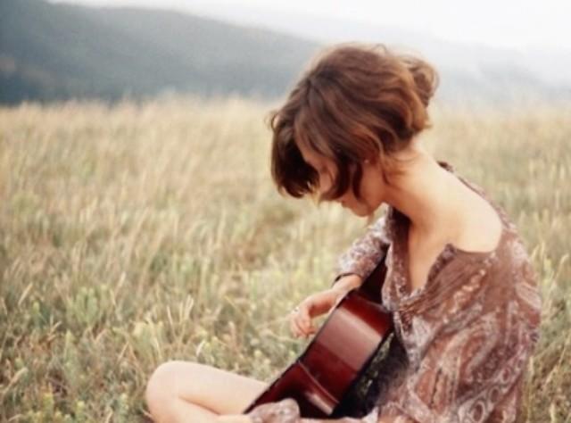 me in north carolina - guitar