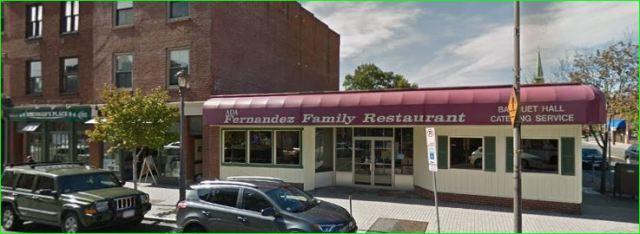 Fernandez Familia - not on vacation
