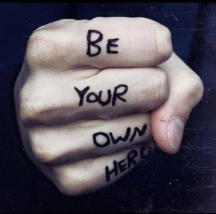 BE_YOUR_OWN_HERO